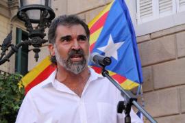 Jordi Cuixart se ha casado en la cárcel con una periodista
