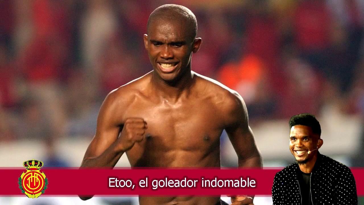 ¿Es Samuel Etoo el mejor atacante en la historia del Mallorca?