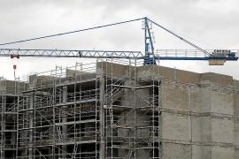 La construcción de pisos supera a la de unifamiliares por primera vez en 5 años