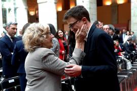 Errejón irá a las elecciones con las siglas de Carmena y no con las de Podemos
