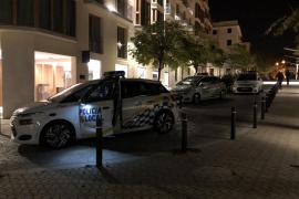 Desarticulado un punto de venta de droga móvil en la calle Caputxins de Palma