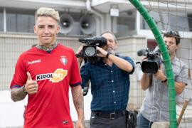 Brandon: «Veo muy bien al Mallorca»