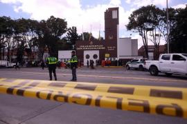 Al menos 21 fallecidos por un coche bomba en la Escuela de Policía en Bogotá