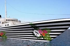 Un grupo británico ofertará este verano el 'barco del amor' en Mallorca y Eivissa