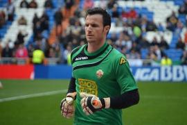 Manu Herrera, nuevo portero del Atlético Baleares