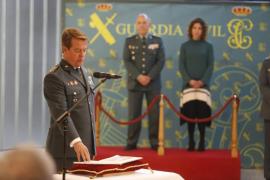 El principal reto del nuevo coronel jefe de la Guardia Civil: Encontrar a Malén Ortiz