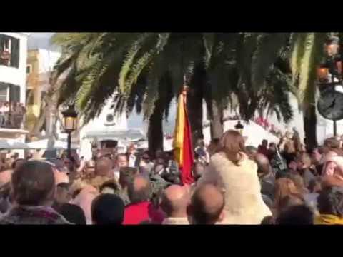 La anécdota de los 'Tres Tocs' de Ciutadella