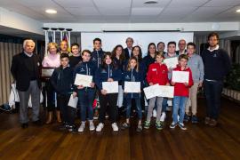 El Club de Mar Mallorca celebra su Gala del Deporte