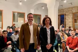 Cladera presenta a los militantes de Palma su propuesta para el Consell de Mallorca