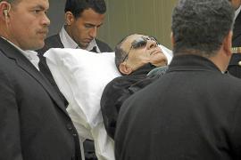 La Fiscalía egipcia pide la pena de muerte en la horca para Hosni Mubarak