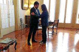 Antoni Noguera dejará de ser 'molt honorable' por una enmienda de Més