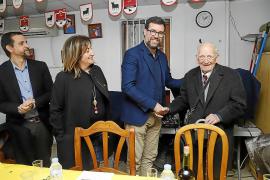 Emotivo homenaje a Gabriel Riera, el último de Can Mir, en su centenario