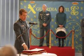El coronel Alejandro Hernández Mosquera toma posesión como nuevo Jefe de la Zona de la Guardia Civil en Baleares