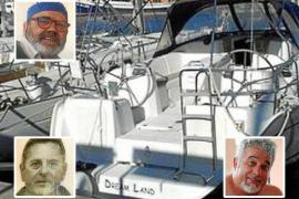 Denuncian la desaparición de los tres tripulantes de un velero que zarpó de Palma