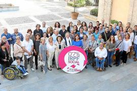 Baleares ejecuta 79 proyectos sociales con el 0,7 % del IRPF