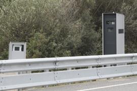 El 46 % de las multas de radar por exceso de velocidad en Mallorca se registran en Calvià