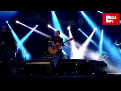 Música y torrada popular en la gran noche de Palma