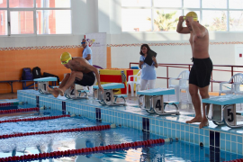 Las mejores imágenes del campeonato oficial de deporte adaptado en Ibiza (Fotos: Daniel Espinosa / Marcelo Sastre)
