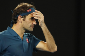 Federer, eliminado del Open de Australia