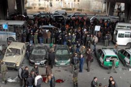 Un nuevo atentado suicida en Damasco  causa al menos 26 muertos y 63 heridos