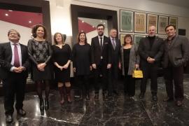 Los Premios Ciutat de Palma llenan el Teatre Principal de cultura