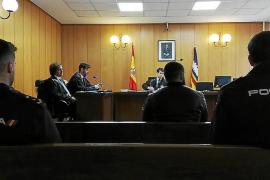 Condenados tres porteros de discoteca por traer a Mallorca cuatro kilos de marihuana