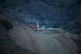 A ocho metros de iniciar el rescate de Julen por parte de los mineros