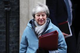May rechaza otro referéndum sobre el Brexit