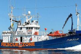 La ONG vasca Salvamento Marítimo Humanitario quiere establecer su base en Palma