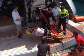 Indemnizan con 30.000 euros a un trabajador que cayó del yate 'Fortuna'