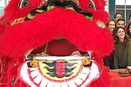 La fiesta del Año Nuevo chino tendrá 'xeremiers' y 'castellers'