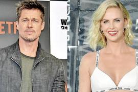 Brad Pitt y Charlize Theron, ¿enamorados?