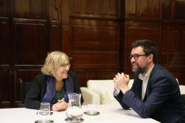 Noguera y Carmena abordan en Madrid el problema del acceso a la vivienda