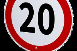 La DGT quiere bajar a 20 km/h la velocidad máxima en determinadas vías