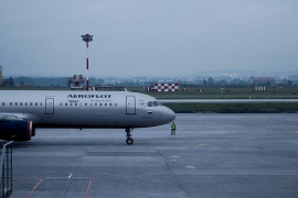 Un avión ruso aterriza de emergencia tras un intento de secuestro