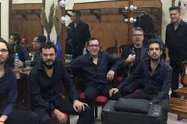 Concierto de Juan Perro Sexteto en Es Gremi