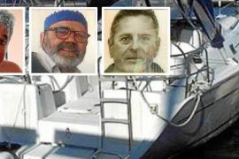 Localizan con vida al sur de Cerdeña a los tripulantes del velero desaparecido