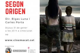 Proyección de 'Segon origen' en CineCiutat