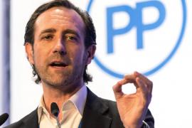 Bauzá dice que el PP conocía su posición: «Me marcho por principios sólidos, no estoy por una silla»
