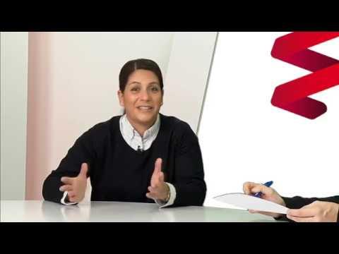 Inés Ybarra: «En poco más de tres meses puedes obtener tu titulación de vigilante»