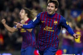 Messi aspira mañana a ingresar en el club de Cruyff, Platini y Van Basten