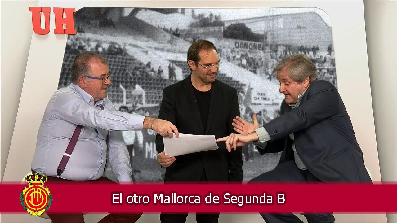 Los duros años 70 en el Real Mallorca