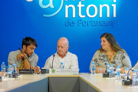 El PI da un ultimátum a Pep 'Cires' para salvar el tripartito en Sant Antoni
