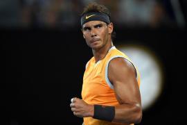 Nadal barre a Tsitsipas y se clasifica para la final del Open de Australia