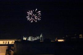 Benvolgut 2012, La Seu te saluda (Terrat casc antic de Palma)