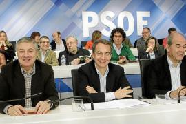 Zapatero reclama a Chacón y Rubalcaba un debate «ejemplar»