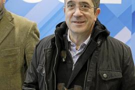 Patxi López ve posible «otra política penitenciaria» con los presos de ETA