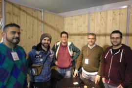 Representantes del cómic de Baleares participan en el 46º Festival de Angoulême