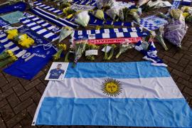 El padre de Emiliano Sala: «Por favor, no lo dejen de buscar»