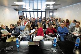 El sector Justicia teme que las causas en Ibiza sufran un retraso de varios años